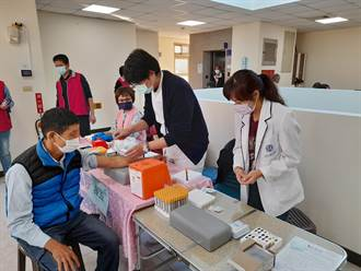 童醫院守護2千名爸爸健康 攝護腺免費篩檢揪5%異常