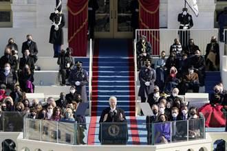 超越川普 拜登就職典禮電視收看人口增加4%