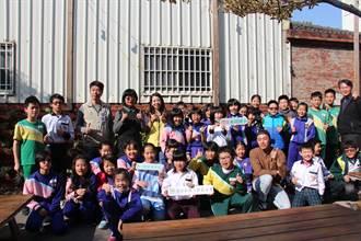 33名小園藝師打造植夢園 頂新和德基金會邀民眾造訪永靖