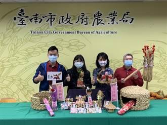 六甲農會推廣「注連繩」日本手工藝品 創造稻草新價值