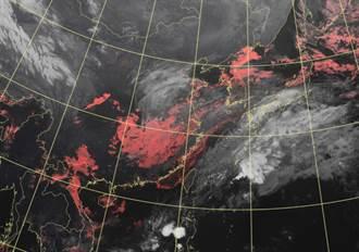 學測第二天 2地區有雨 5縣市空品紅色警戒
