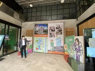新興共生宅以旅館「住」的概念 提供銀髮族現代三合院