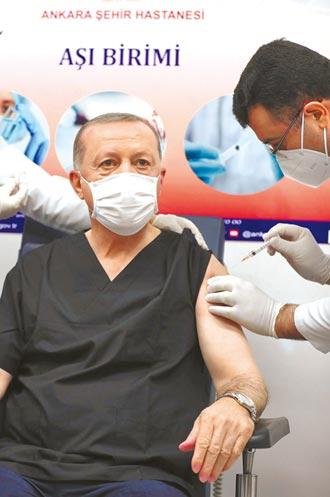 大陸疫苗OK 多國領導人打包票