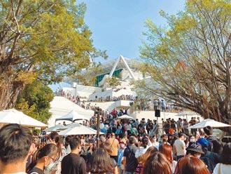 南市觀光人次增275% 六都之冠