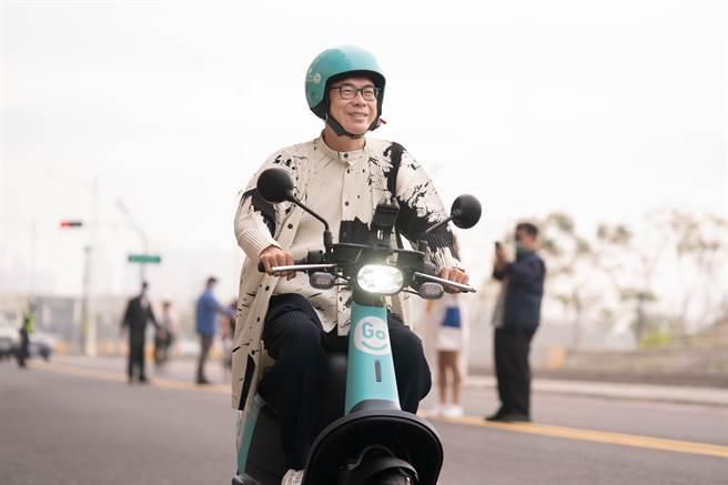 GoShare入港高雄 三車款隨心選擇