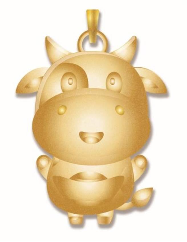 微風廣場/微風南京/微風信義/微風松高/微風南山「微風集團9999黃金牛」,價值4000元。(微風提供)