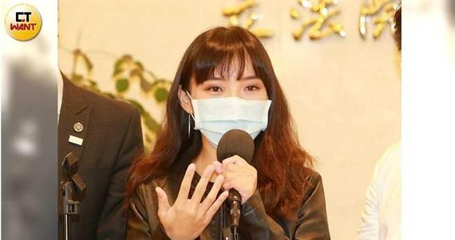 無黨籍市議員黃捷將於2月6日面臨罷免投票。(圖/記者周志龍攝)