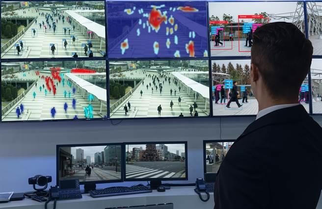 印度擬在勒克瑙的200處地點安裝人臉辨識系統,引發侵犯隱私的質疑。(圖/Shutterstock)