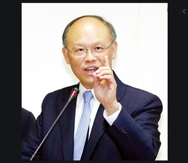 鄧振中針對台灣對外主要經貿關係發展各有評斷(資料照)
