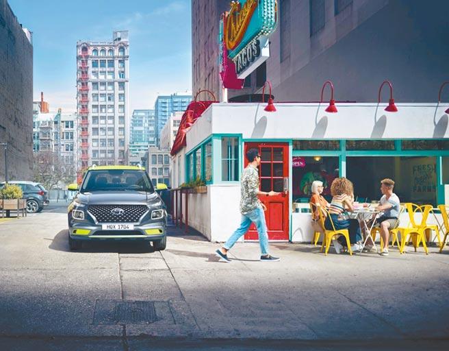 好產品永不埋沒!靠著All New VENUE這輛明星SUV,不僅自己熱賣,也帶動HYUNDAI全品牌成長。圖/業者提供