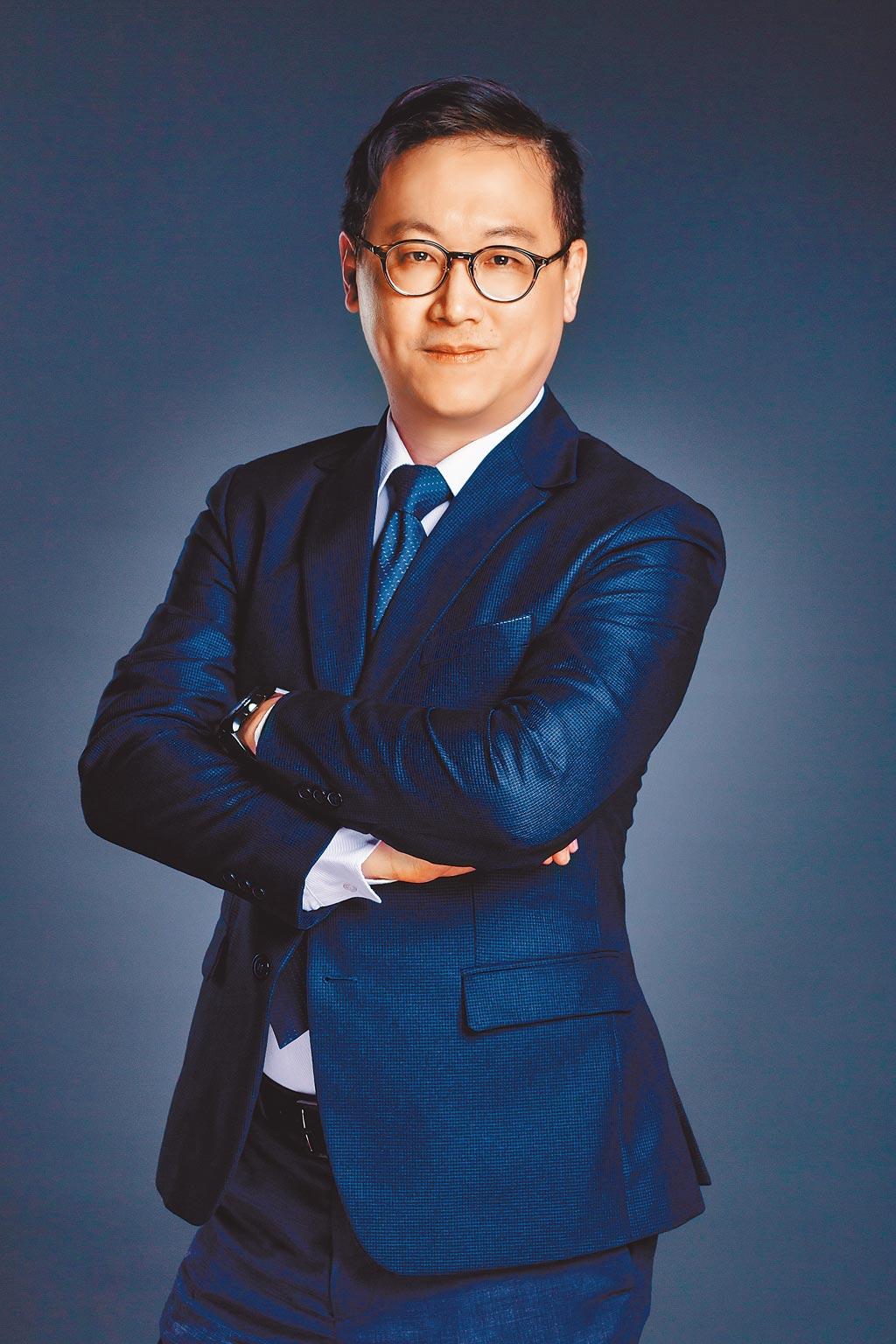 中国文化大学土地资源系兼任助理教授李尚华。(本人提供)