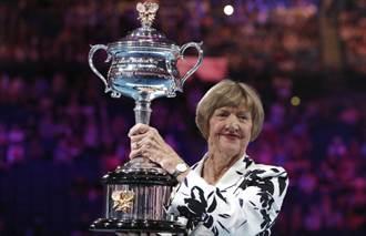 網球》獲頒澳洲最高榮譽 傳奇女將再掀爭議