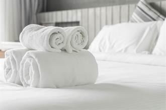 女染髮毀旅館白毛巾 遭求償600上網討拍:不是故意