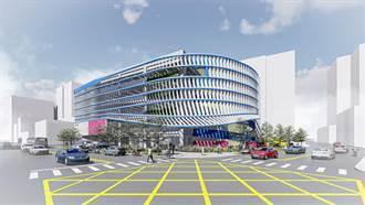 舒緩商圈停車問題 大里東榮立體停車場預計111年中完工