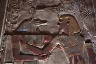 埃及死神阿努比斯真實存在 絕美身形被誤以為是雕像