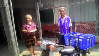 水林鄉蔦松千歲團志工煮食送餐 7年送出20萬份午餐