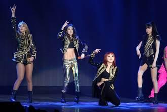 2NE1解散5年驚喜合體 4人同框照曝光:時代的眼淚