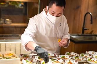 蕭敬騰為他開餐廳 搶破頭也難訂的神秘「渡邉」菜色、故事曝光