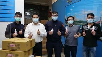 大川公司与铨诚基金会合捐1万瓶抗菌乾洗手喷雾 波丽士大人称谢
