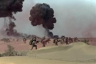 拜登就職當天 伊朗地面部隊以阿曼灣軍演喊話