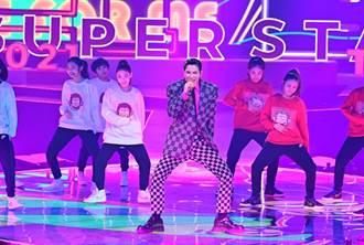 31組藝人《紅白》熱唱  蕭敬騰飆跨越19度音域