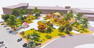 苑裡親子公園 延至年後完工