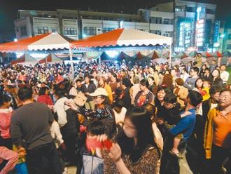 台南年節活動喊卡 攤商哀嘆歹過年