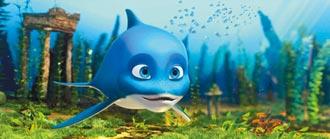 《海豚總動員》探索深海童話