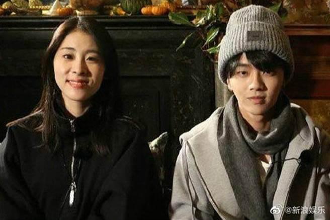 華晨宇和張碧晨爆出兩人育有女兒,引起網友議論(圖/新浪娛樂微博)