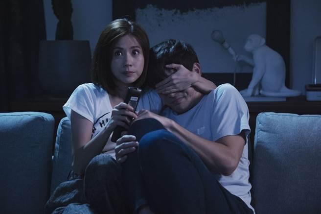 宥勝、林予晞劇中互動有趣。(HBO Asia提供)