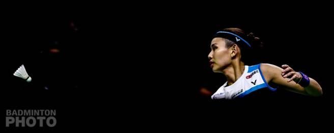 戴資穎。(Badminton Photo提供)