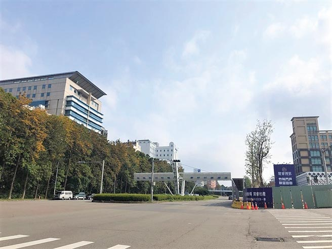 新竹市近期以有「竹科门户」之称的「介寿重划区」周边询问热度最高。图/信义房屋提供