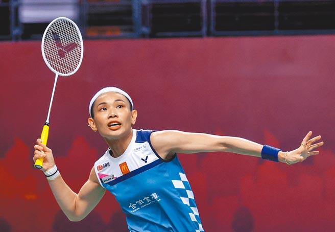 戴資穎後來居上,連兩周擊敗李文珊,闖入女單4強。(Badminton Photo提供)