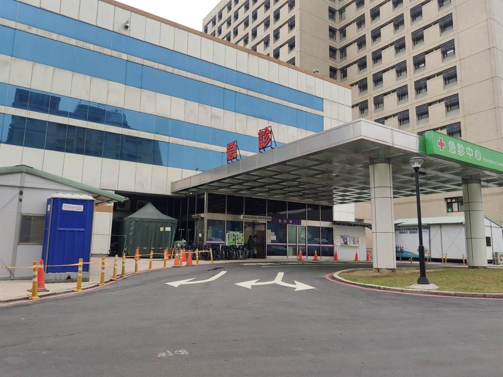 部立桃園醫院群聚感染事件持續擴大,已隔離約5000人。(資料照/賴佑維攝)