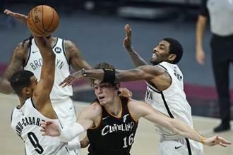 NBA》厄文信心喊話 暗示將打進總冠軍賽