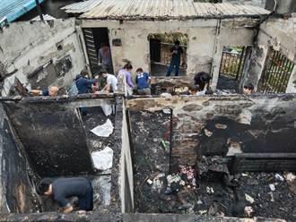 大火燒光家中財物 民眾協助基隆單親媽清掃