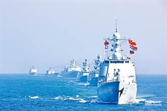 大陸海軍世界規模最大 綠委揭致命弱點