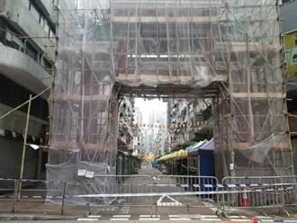 香港佐敦封區如死城 6900人已接受檢測