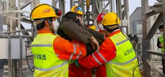 山东金矿爆炸事故救援 11名已取得联繫矿工全获救