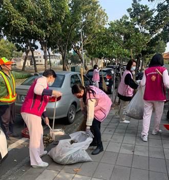 嘉榮醫院防疫掃出74公斤垃圾 驚見口罩亂丟