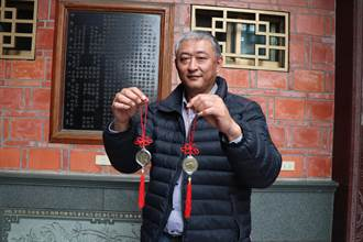 新冠肺炎疫情延燒 台南宮廟歲錢換方式發