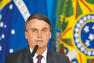 巴西採購疫苗髮夾彎