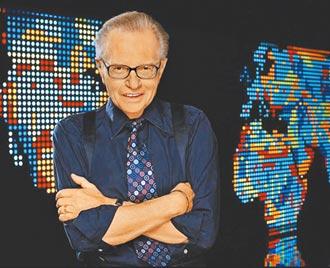 美國傳奇主持人賴瑞金辭世 享壽87歲