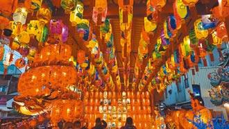 台南神明應允 西羅殿照常點燈