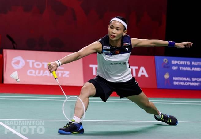 戴資穎連兩周賽事晉級到決賽,努力爭取冠軍。(資料照/Badminton Photo提供)