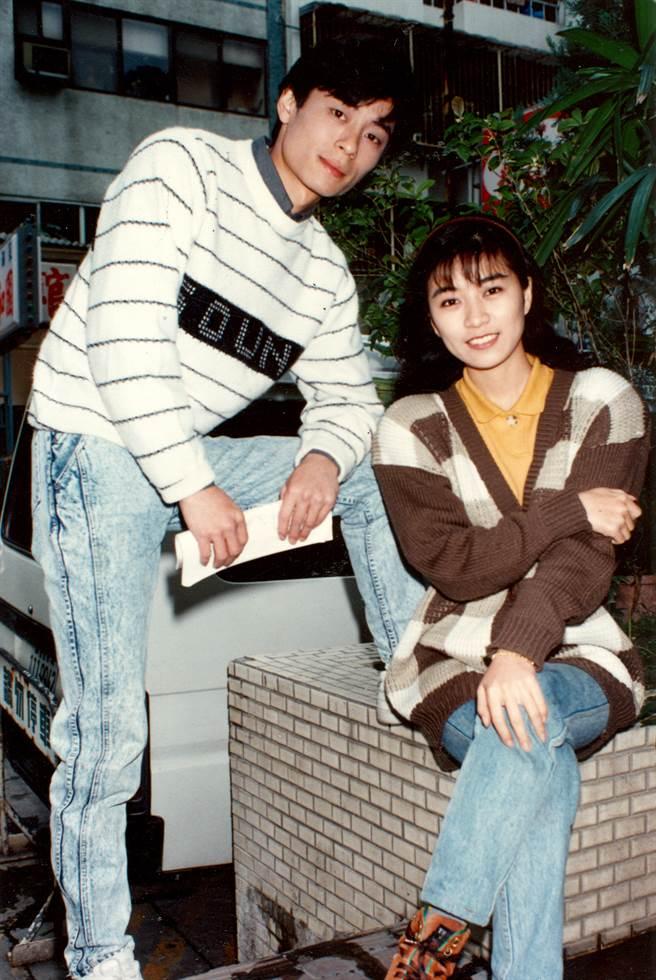 方文琳和王杰的恋情曾惊动外界,可惜不欢而散。(图/中时资料照)