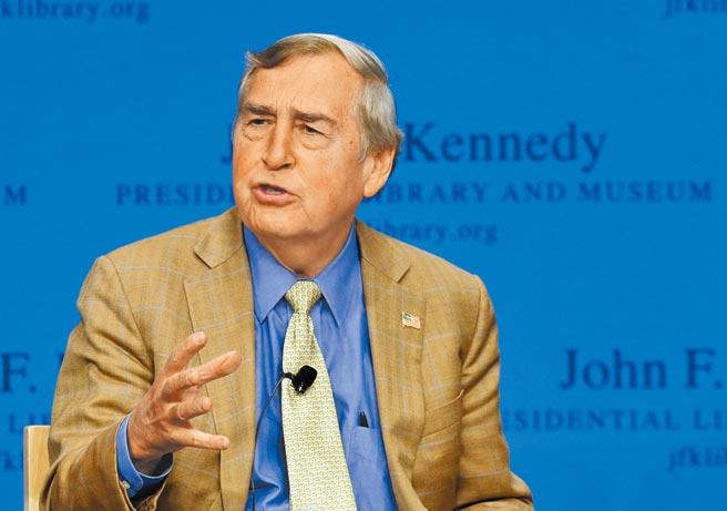 拜登外交政策顧問、哈佛甘納迪學院創始院長艾利森(Graham Allison)。(美聯社)
