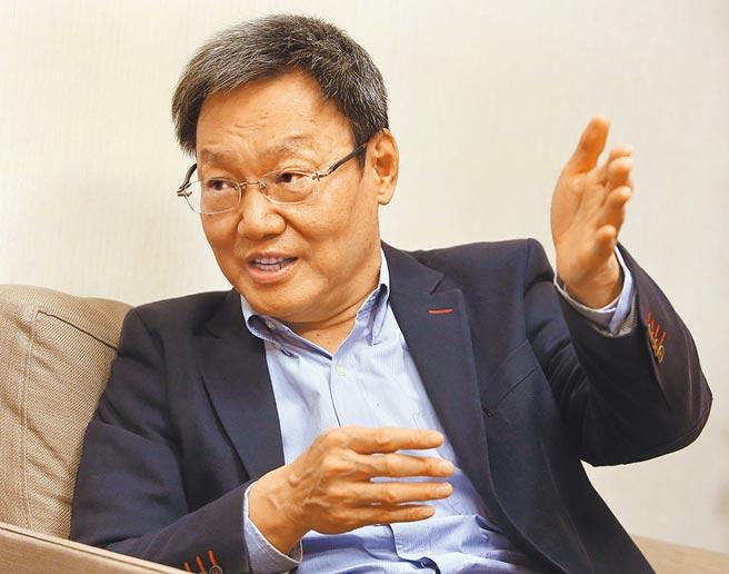 前國安會祕書長蘇起。(本報資料照片)