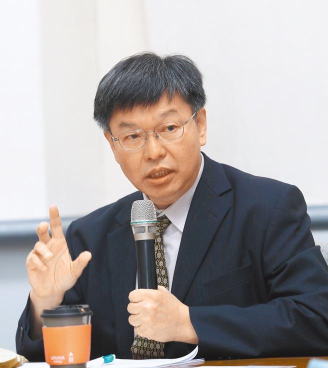 工研院副院長 彭裕民(劉宗龍攝)