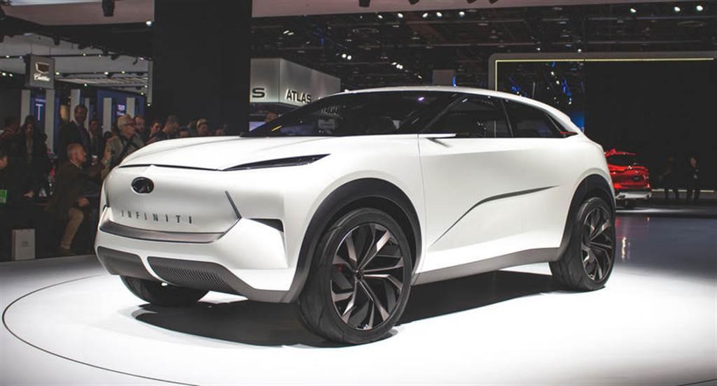 Nissan 在美註冊 I-Power 商標:暗示 Infiniti 終於要進軍電動車市場